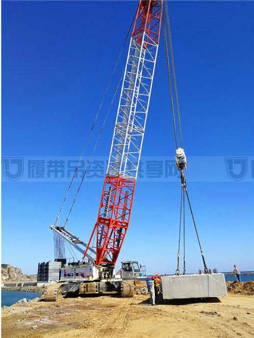 [出租] 中联重科 QUY180 180吨