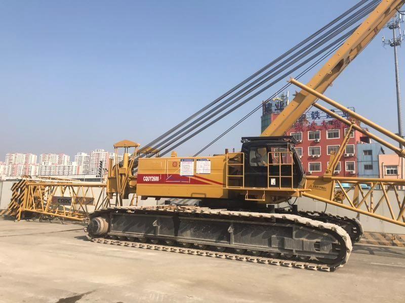 [出租]中联重科-QUY260-260吨