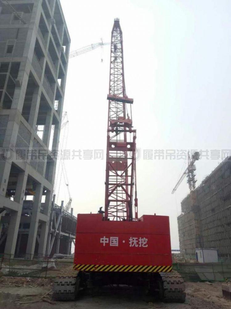 [出租]抚挖重工-QUY80A-80吨