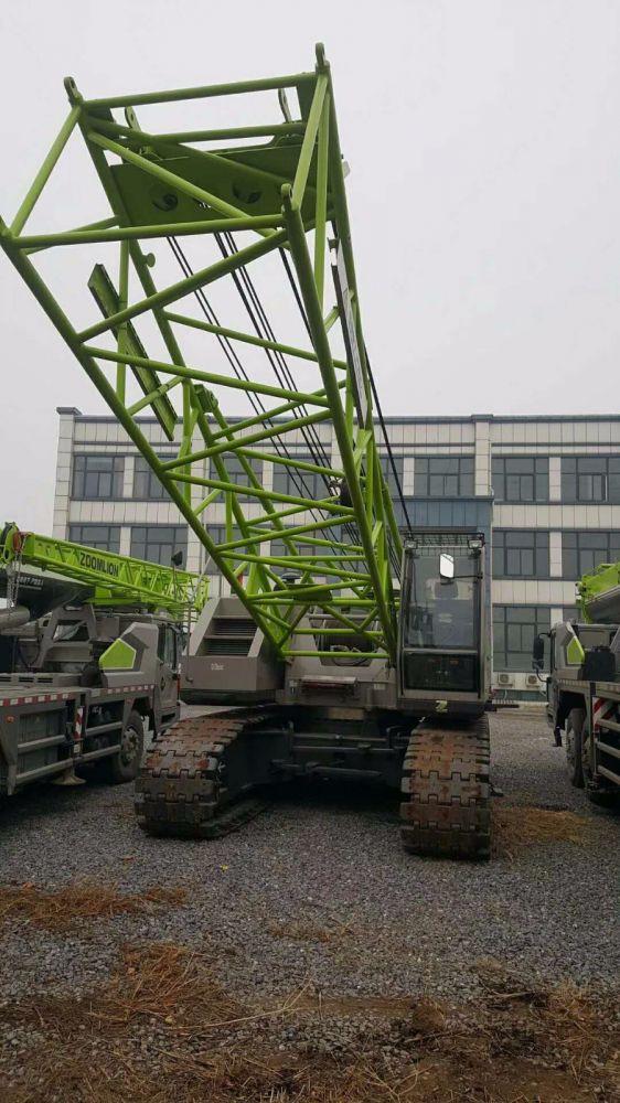 [出租]中联重科-ZCC800H-80吨