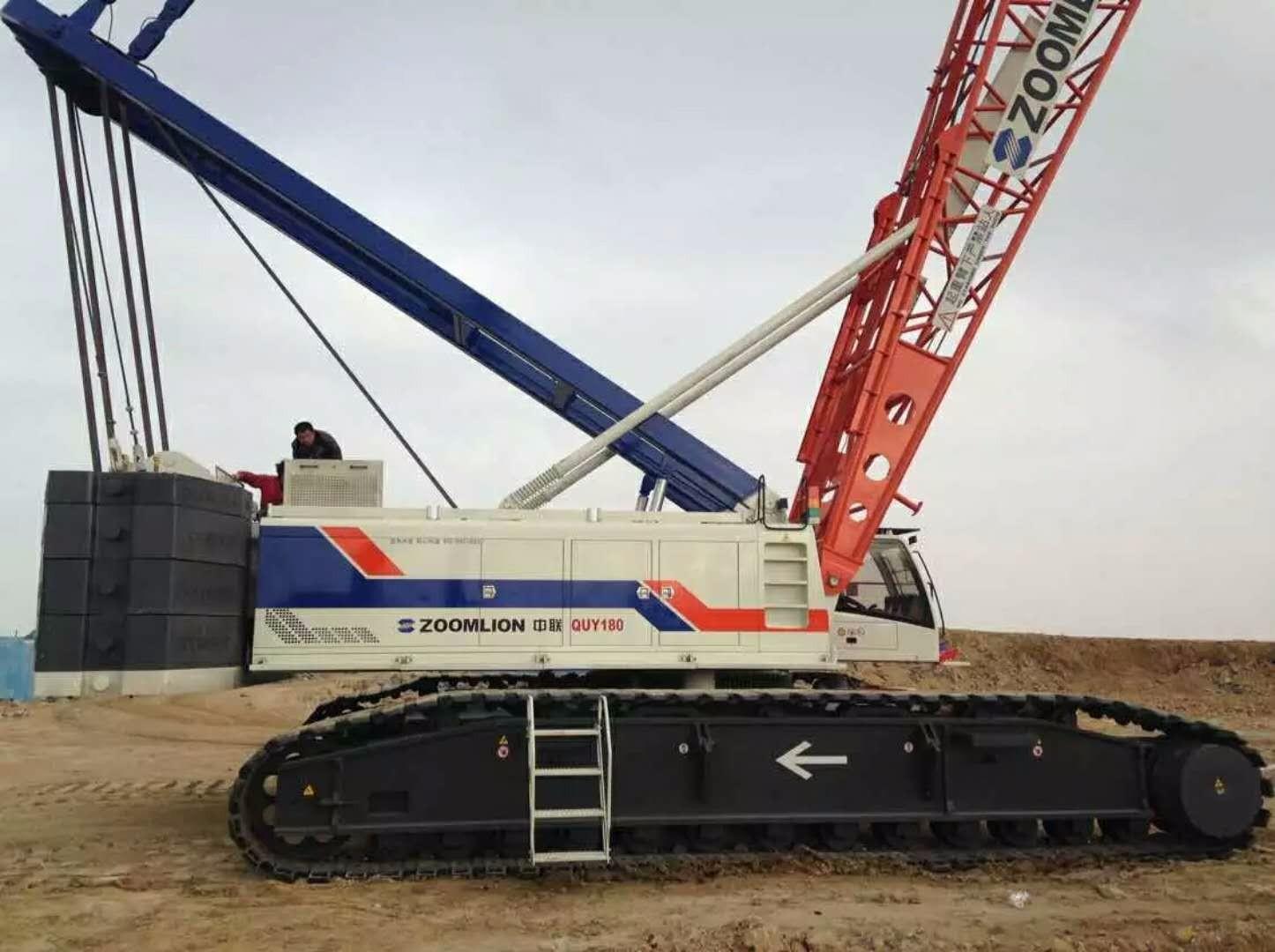 [出租]中联重科-QUY180-180吨
