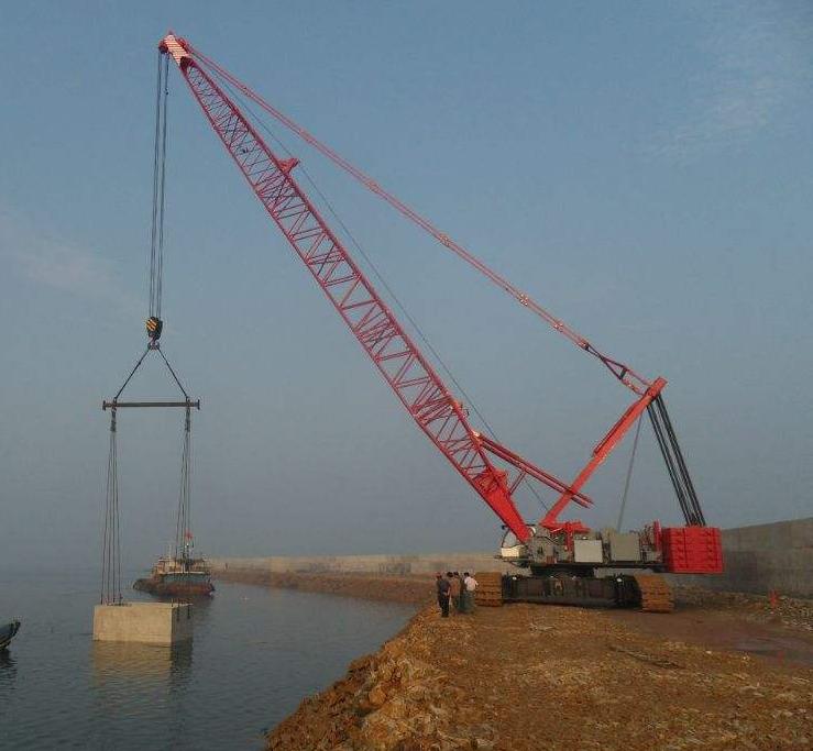 [出租]抚挖重工-QUY250-250吨