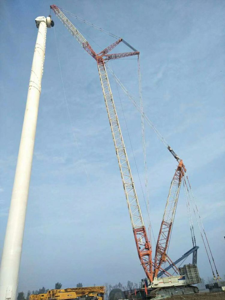 [出租]中联重科-QUY650-650吨
