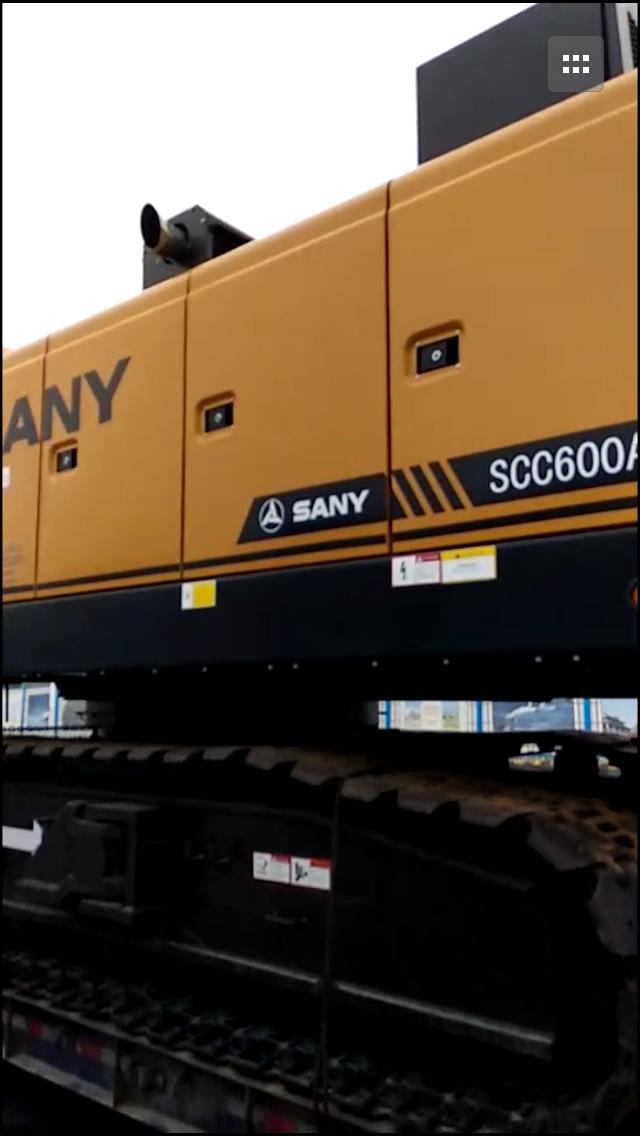 [出租] 三一重工 SCC600A-I 60吨