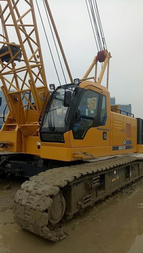 [转让]徐工-XGC55-55吨