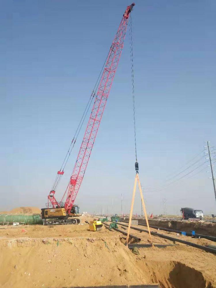 [转让]三一重工-SCC600A-I-60吨