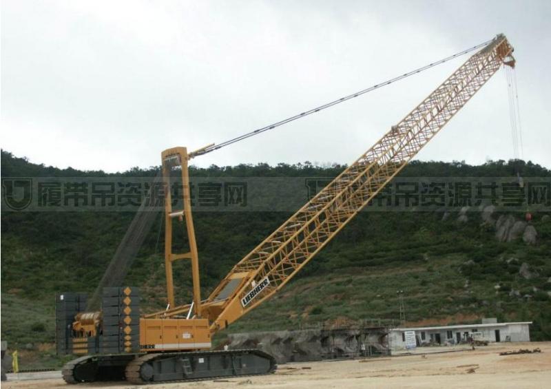 [出租]利勃海尔-LR1280-280吨