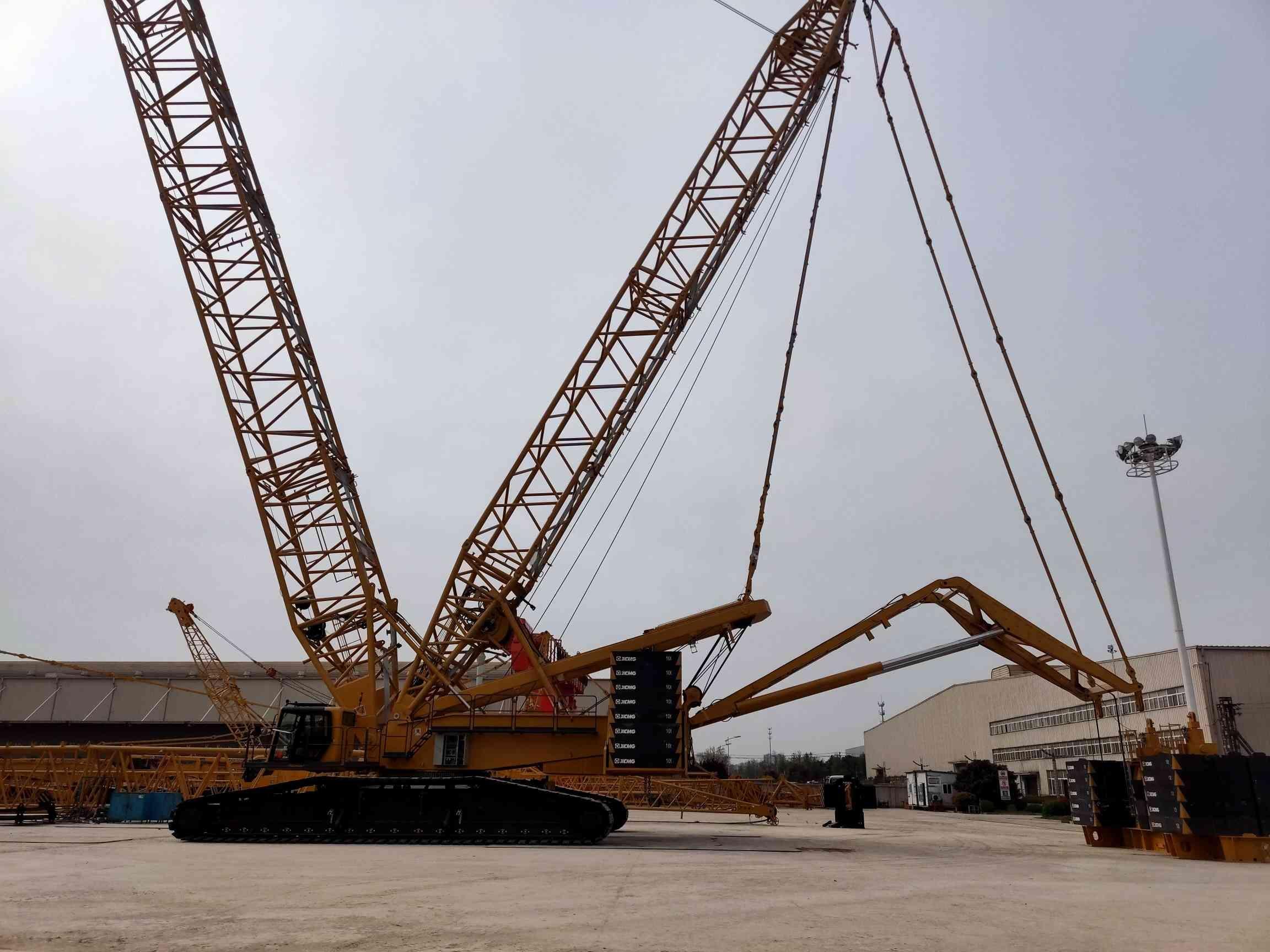 [出租]徐工-XGC11000-650吨