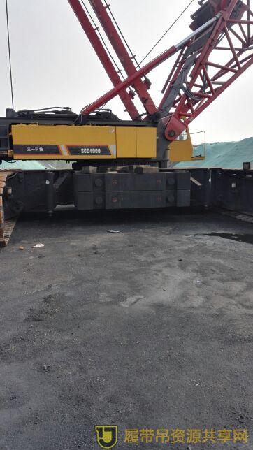 [转让]三一重工-SCC4000-400吨