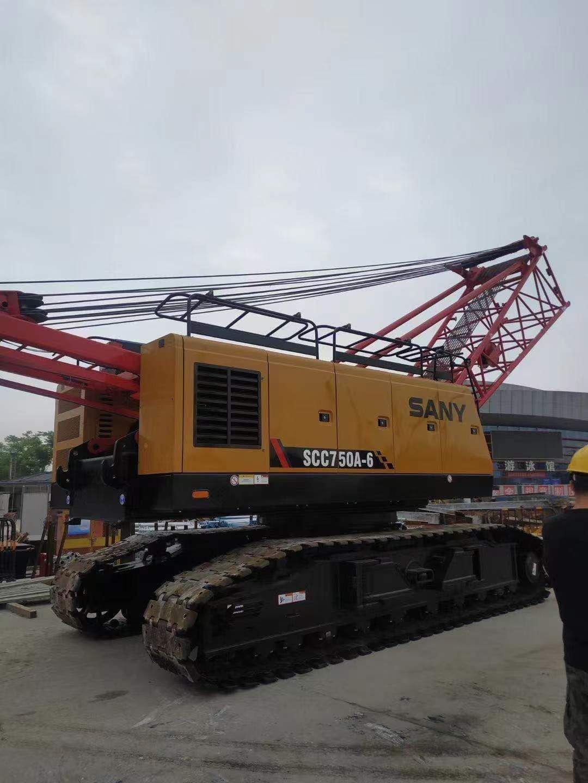 [出租]三一重工-SCC750A-6-75吨