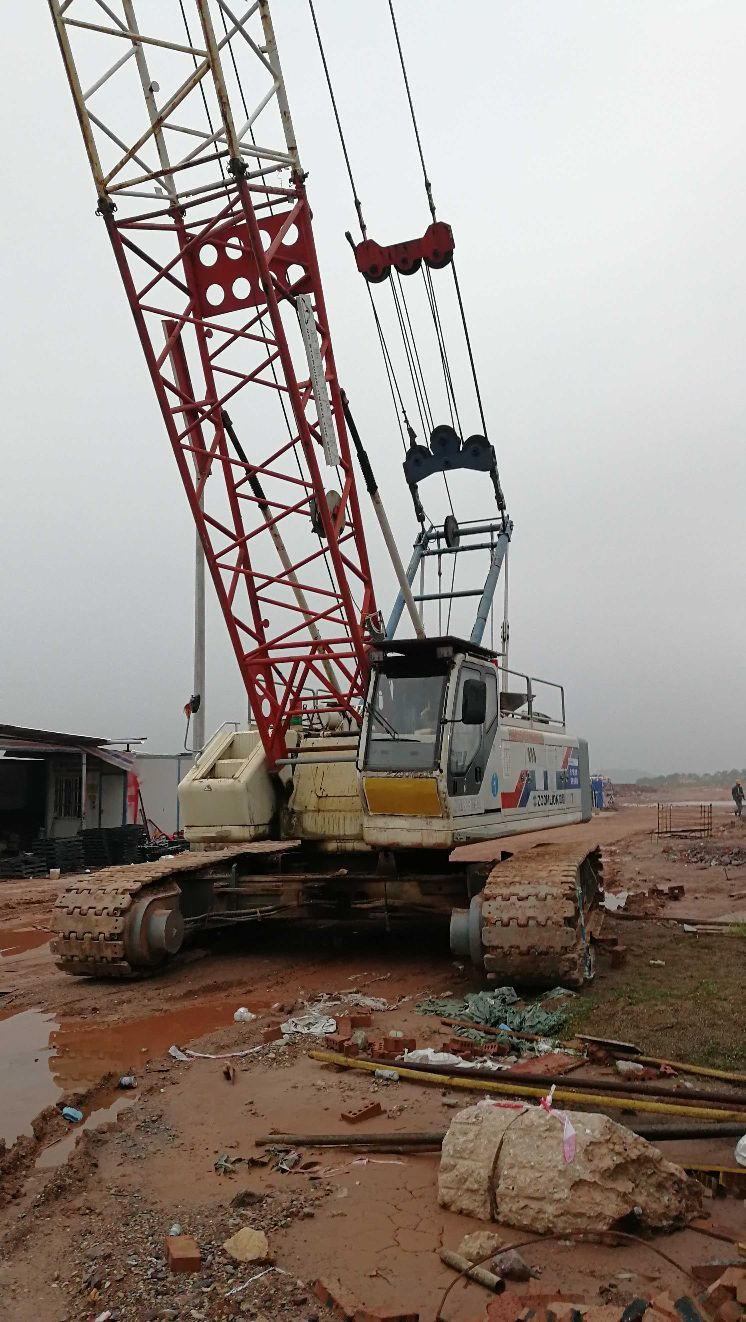 [出租]中联重科-QUY70-70吨