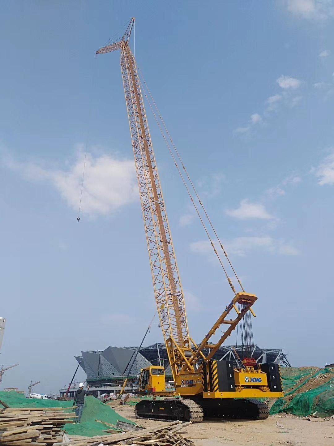 [出租]徐工-XGC150-I-150吨