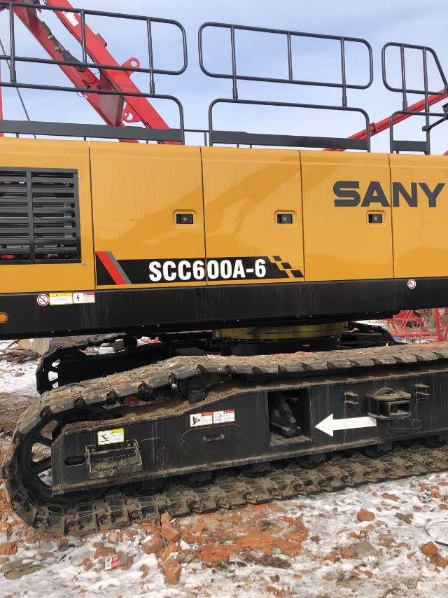 [出租]三一重工-SCC600A-I-60吨