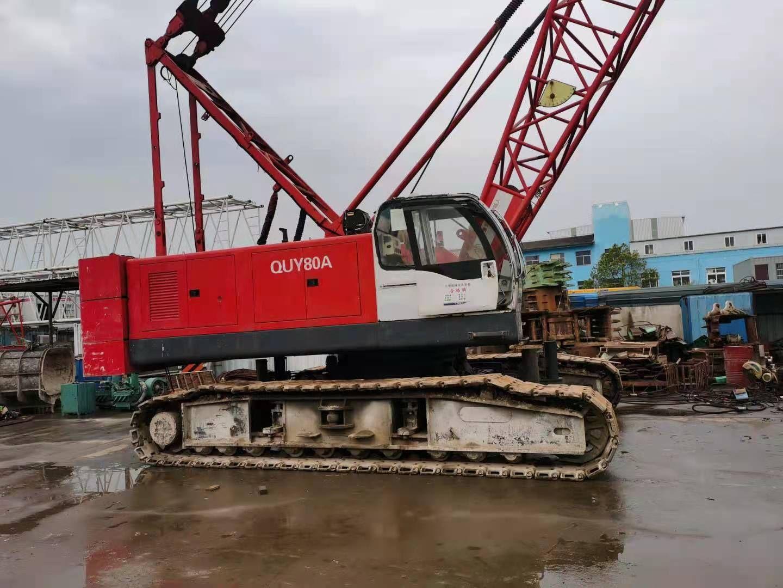 [转让]抚挖重工-QUY80A-80吨