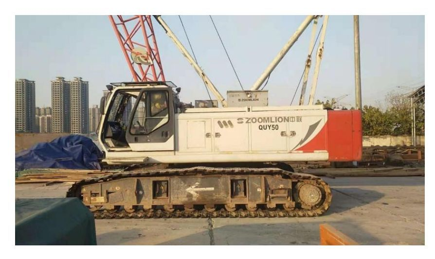 [出租]中联重科-QUY50-50吨