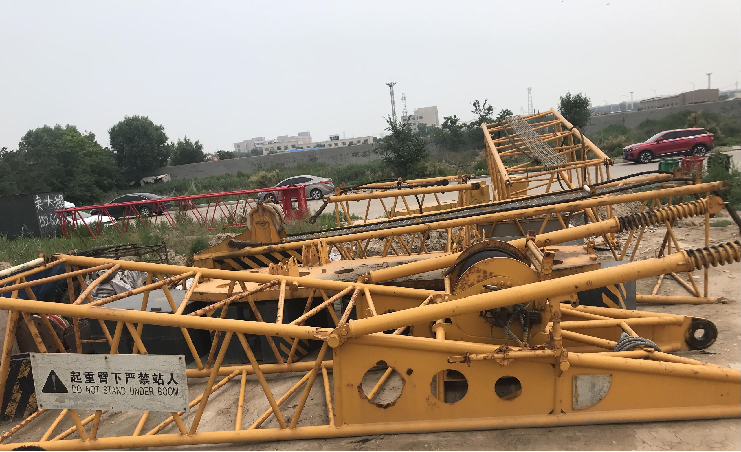 [转让] 徐工 QUY130 130吨