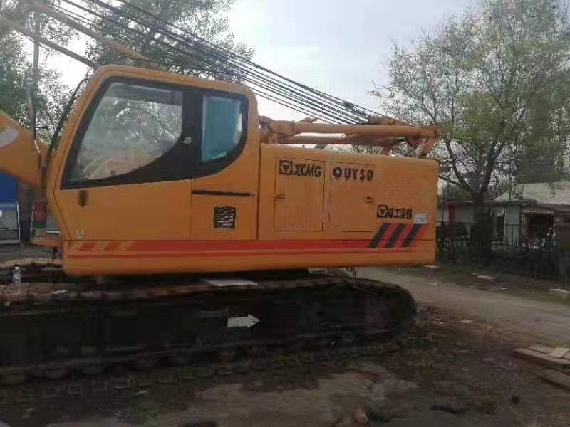 [转让] 徐工 QUY50 50吨
